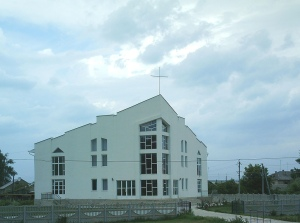 Biserica Golgota