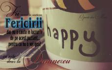 Fericirea