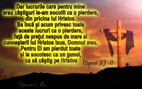 Filipeni 3,7-8