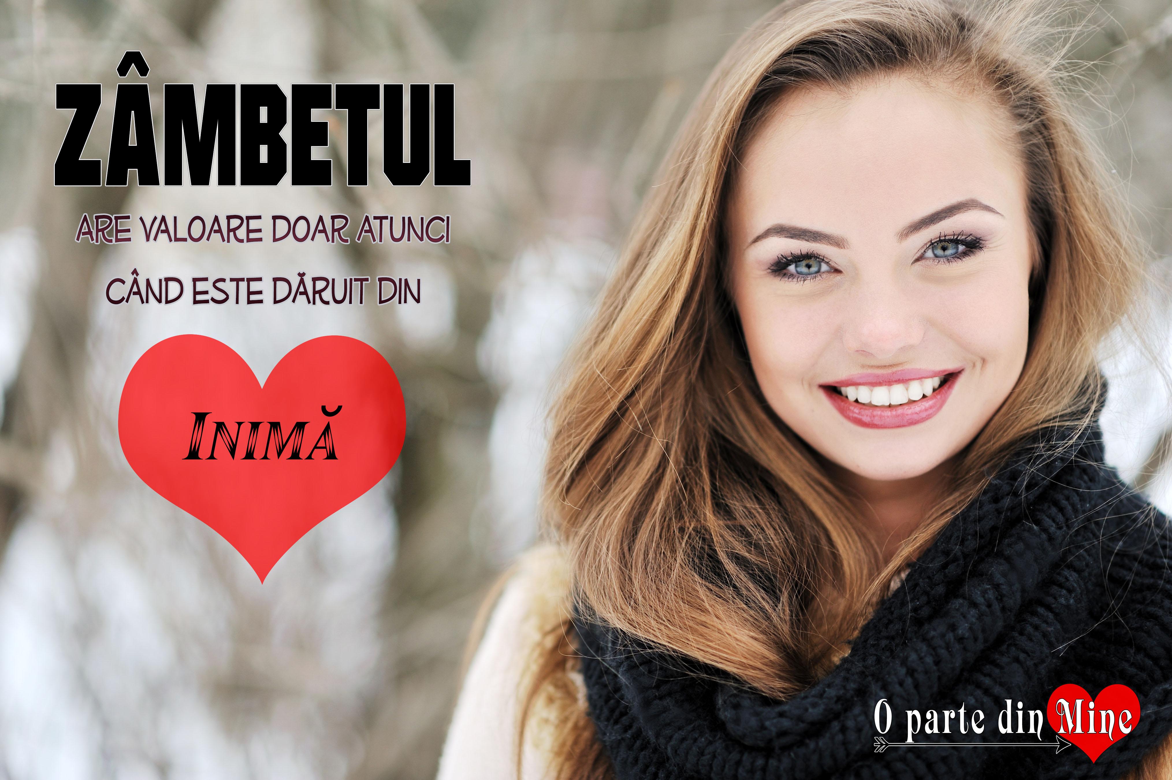 citate despre fericire si zambet Zâmbet | O parte din Mine citate despre fericire si zambet