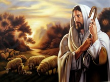 Isus Păstorul cel Bun