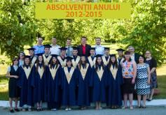 absolvenți