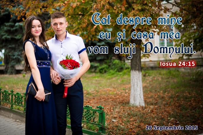 Alex & Doina